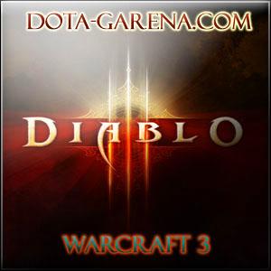 Скачать карту - Diablo 3 Borderlands v1.03 Diablo Warcraft 3.